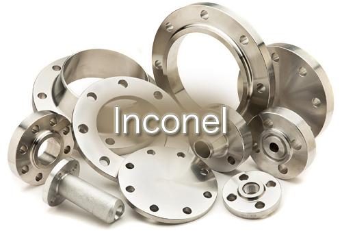 インコネルの特徴 高温下で高強度、高酸化性を発揮する金属